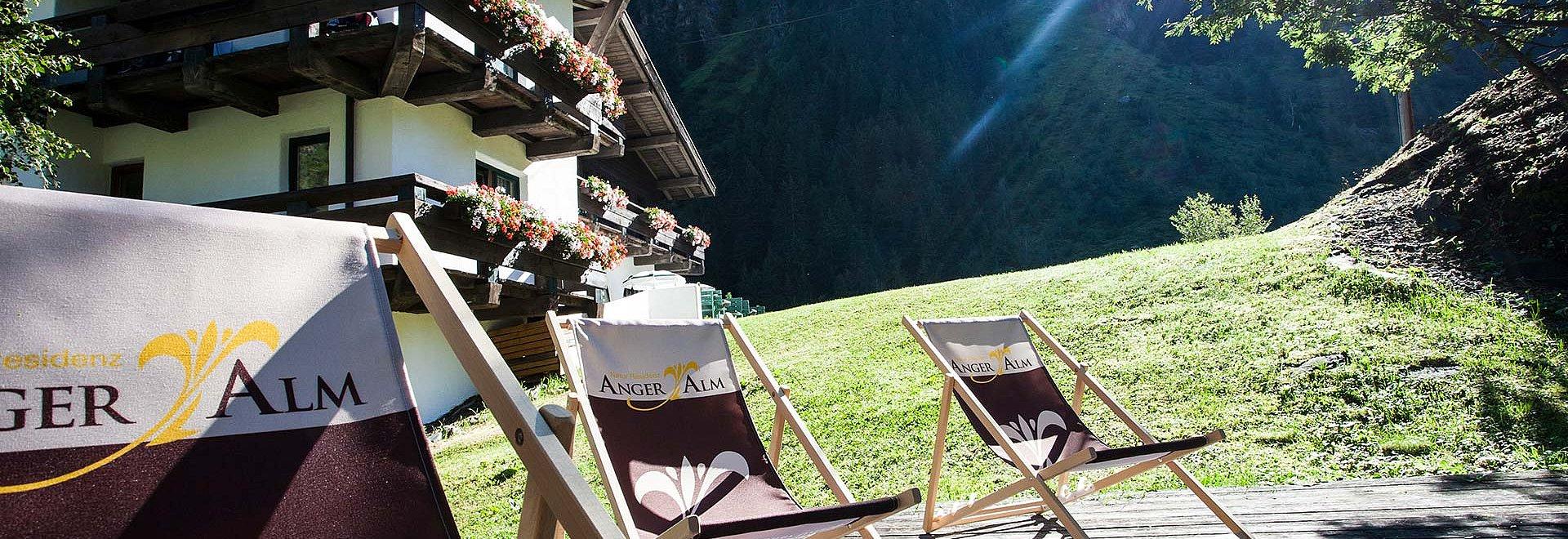 Wildspitze Sommer Pitztal