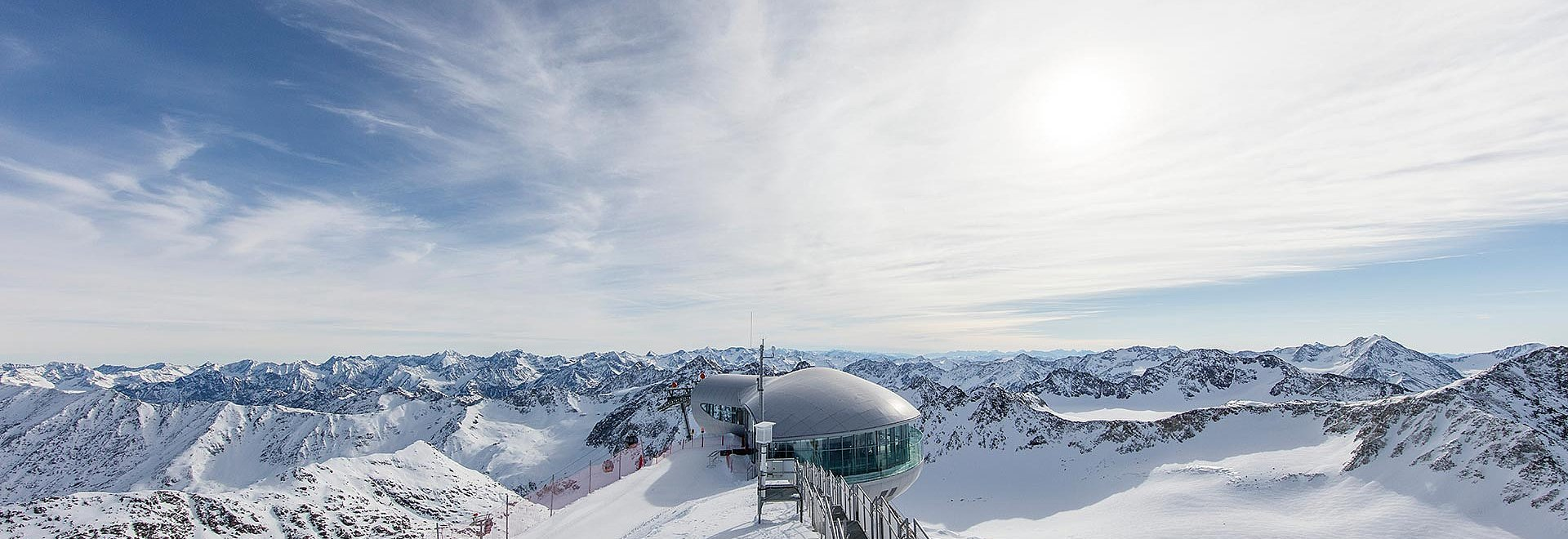 Restaurant am Pitztaler Gletscher