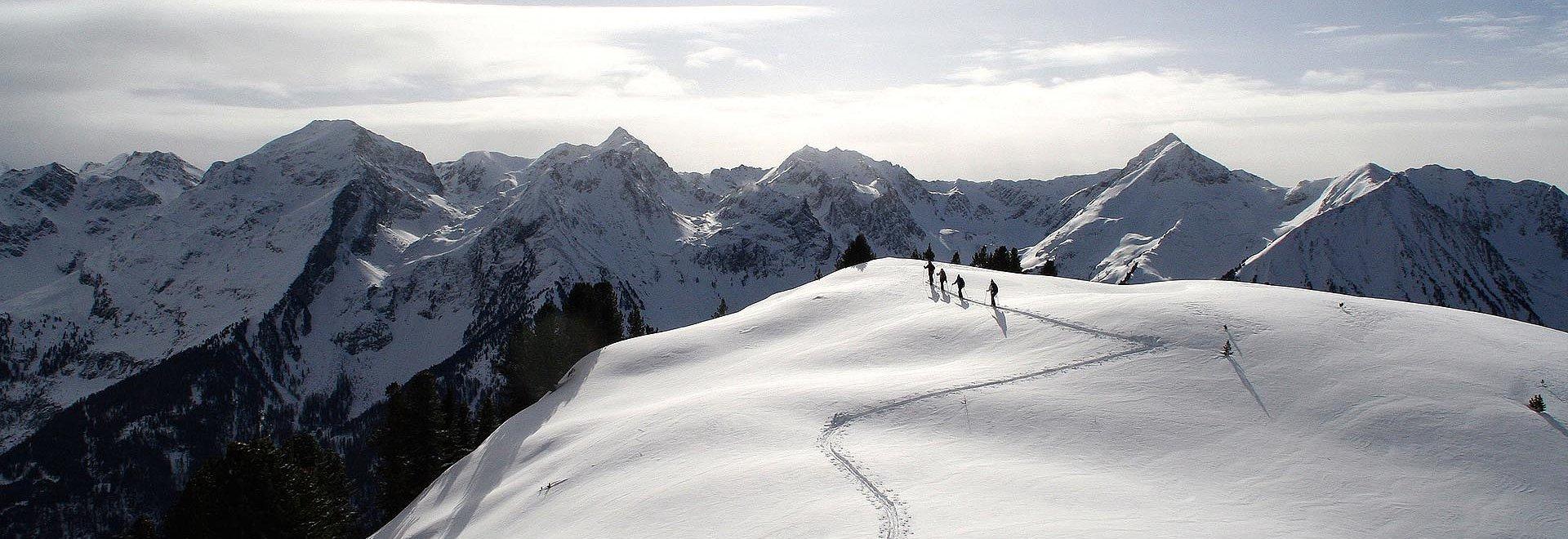 Skitour Hochzeiger Pitztal