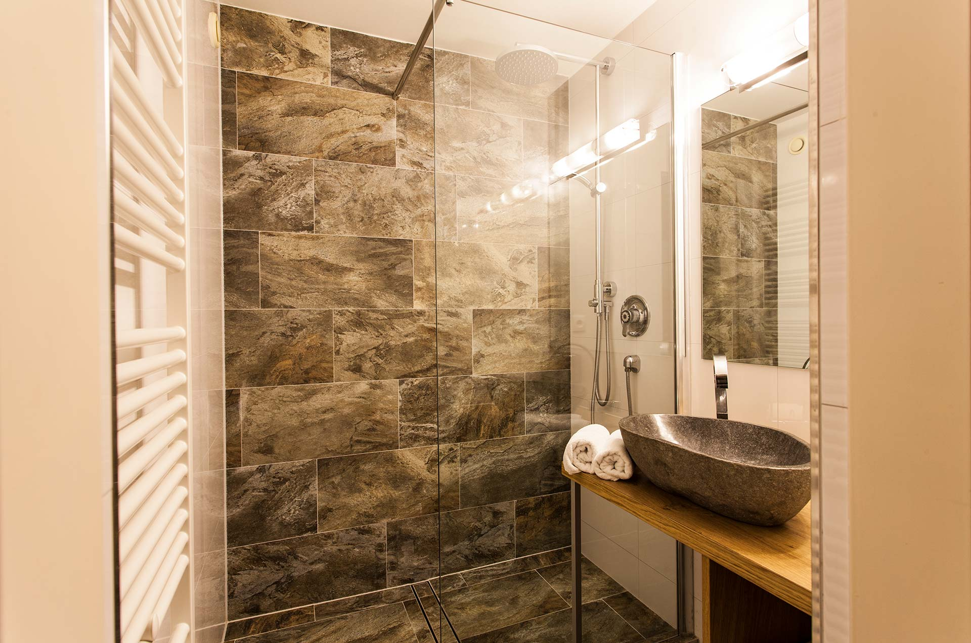 Picture Gallery Natur Residenz Anger Alm - Living at home badezimmer